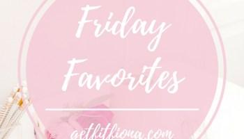 Friday favorites april 27 2018 get fit fiona