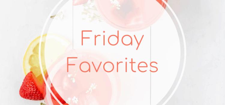 Friday Favorites: Little Women + The Institute