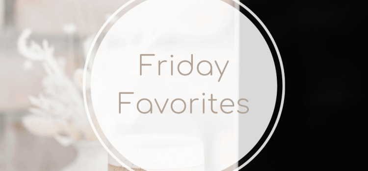 Friday Favorites: Nail Polish + Netflix