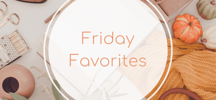 Friday Favorites: Almond Butter + Pink Nail Polish