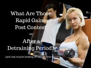 Get fit go figure- real gainz