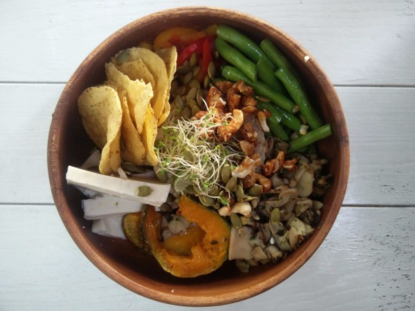 Buddha Bowl at La Juiceria Superfoods (RM18.90)