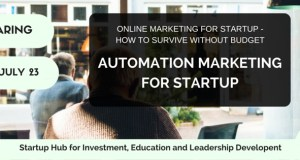 automation marketing for startup