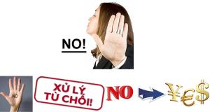 Làm gì khi khách hàng từ chối