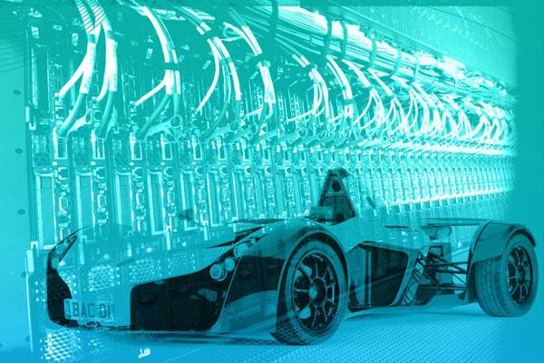 car server teal hue ethernet freepoint technologies
