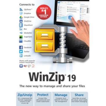 WinZip 19 Crack Activation Code