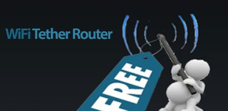 Wi-Fi Tether Router