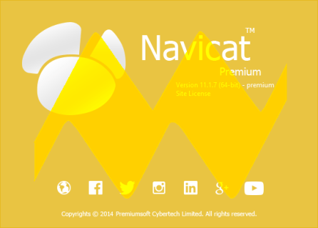 Navicat Premium 11.2.11 Crack Key Full Download