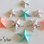 3d Craft Paper 3d Paper Star Little Crafties 1 3d craft paper|getfuncraft.com