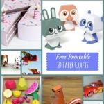 3d Craft Paper Free Printable 3d Paper Crafts Pin Large400 Id 2217083 3d craft paper|getfuncraft.com
