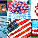 4th Of July Paper Crafts Diy 4th Of July Decorations Patriotic Fourth Of July Projects 4th of july paper crafts|getfuncraft.com