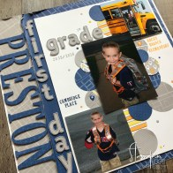 Back to school Scrapbook Ideas to Make Scrapbooking Global Blog Hop Archives Stampin Hoot