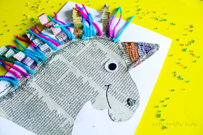 The cool paper crafts for kids to create