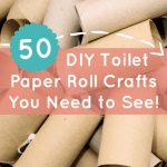 Craft Ideas For Toilet Paper Rolls 50 Diy Toilet Paper Roll Crafts You Need To See