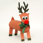 Craft Ideas For Toilet Paper Rolls Toiletpaperrollreindeer Main2