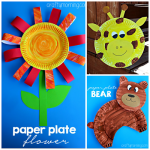 Craft Ideas Using Paper Plates Paper Plate Crafts For Kids