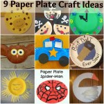 Craft Ideas Using Paper Plates Paper Plate Crafts