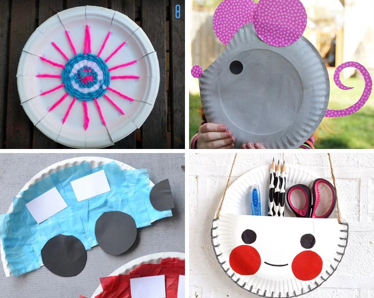 Craft Ideas Using Paper Plates Paperplatecraftsforkids1 craft ideas using paper plates|getfuncraft.com