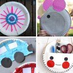 Craft Ideas Using Paper Plates Paperplatecraftsforkids1 craft ideas using paper plates|getfuncraft.com