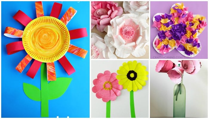 Ideas of crafts from paper towel rolls