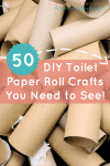 Crafts From Toilet Paper Rolls 50 Diy Toilet Paper Roll Crafts You Need To See