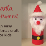 Crafts From Toilet Paper Rolls Santa Paper Roll Craft Easy Christmas Craft For Kids 1024x677 crafts from toilet paper rolls|getfuncraft.com