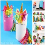 Crafts From Toilet Paper Rolls Unicorn Crafts Kids 3 600x600 crafts from toilet paper rolls|getfuncraft.com