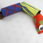 Crafts With Toilet Paper Rolls Snake Craft For Kids Made From Toilet Paper Rolls crafts with toilet paper rolls |getfuncraft.com