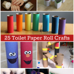 Crafts With Toilet Paper Rolls Toilet Paper Roll Crafts