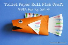 Crafts With Toilet Paper Rolls Toilet Paper Roll Fish