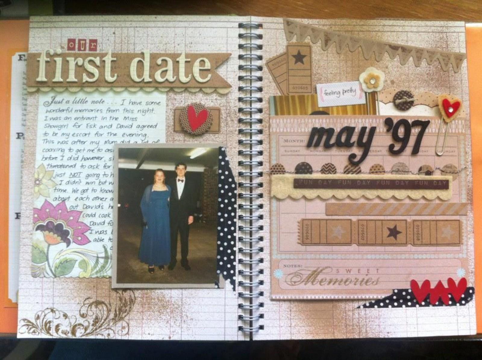 Creative Relationship Scrapbook Ideas Best 45 Couple Scrapbook Hd Wallpapers Sketchbest