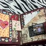 Creative Relationship Scrapbook Ideas Diy Scrapbook For Boyfriend