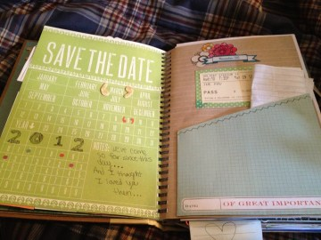 Creative Relationship Scrapbook Ideas Gift Ideas The Story Of Us The Unengaged Undergrad