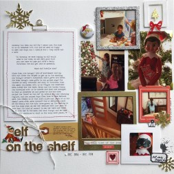Creative Relationship Scrapbook Ideas Scrapbook Ideas For Recording Holiday Constants Changes