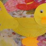 Duck Paper Plate Craft E097aa duck paper plate craft|getfuncraft.com
