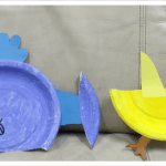 Duck Paper Plate Craft Paper Duck Whale 2 For Posting