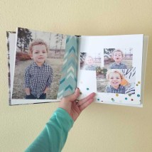 How to Create the Scrapbook Ideas Baby 80 Creative Photo Book Ideas Shutterfly
