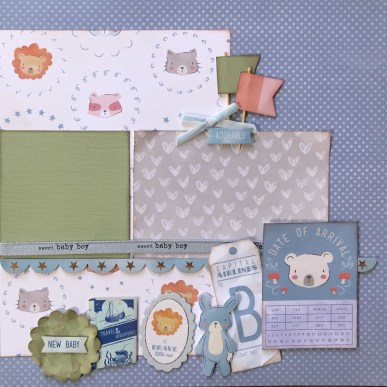 How to Create the Scrapbook Ideas Baby Armoured Vehicles Latin America These Scrapbooking Layouts For