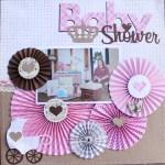 How To Create The Scrapbook Ideas Baby Ba Photo Albums Ideas Terizyasamayolver