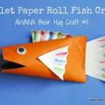 Octopus Toilet Paper Roll Craft Toilet Paper Roll Fish
