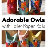 Owl Craft Toilet Paper Roll Adorable Toilet Paper Roll Owl Craft Happy Hooligans