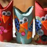 Owl Craft Toilet Paper Roll Img 124211 owl craft toilet paper roll|getfuncraft.com