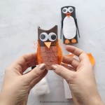 Owl Craft Toilet Paper Roll Toilet Paper Roll Owl