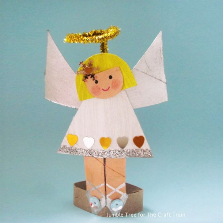 Paper Angel Crafts