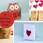 Paper Bag Valentine Crafts Valentines Paper Bag Crafts