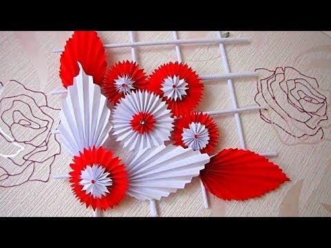 Paper Craft For Kids Flowers Hqdefault paper craft for kids flowers|getfuncraft.com