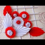 Paper Craft For Kids Flowers Hqdefault