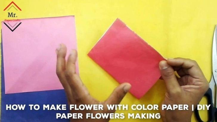 Paper Craft Making