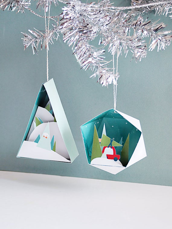 Paper Crafts Christmas