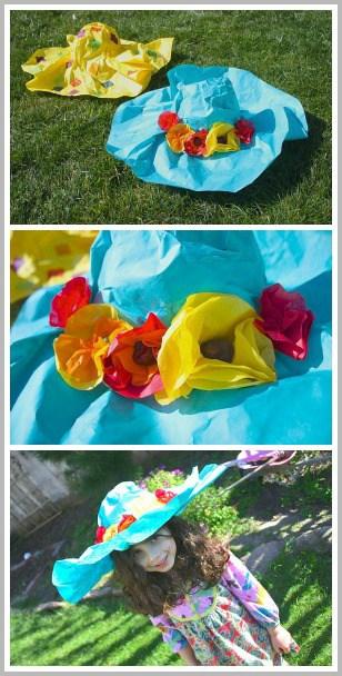 Paper Hat Craft